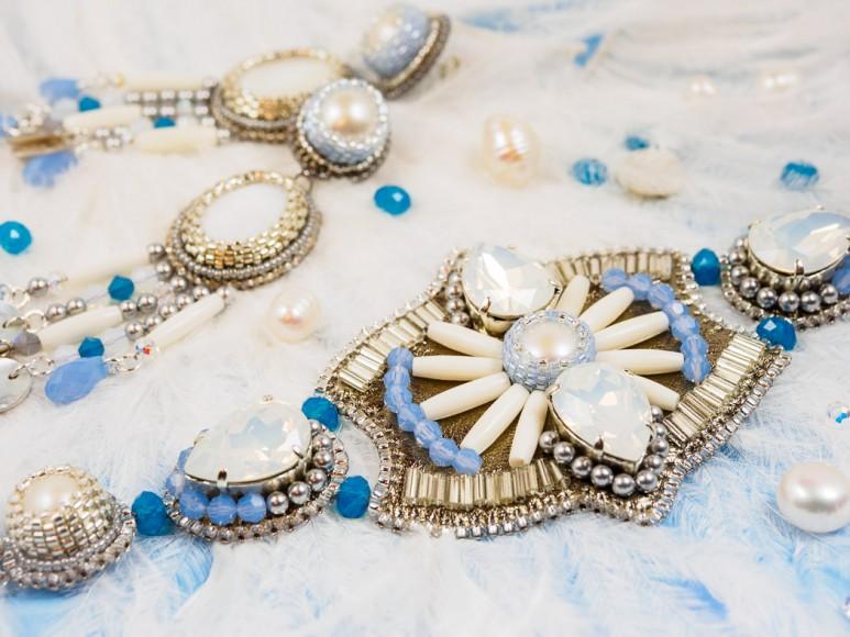 Boho Bride Bracelet